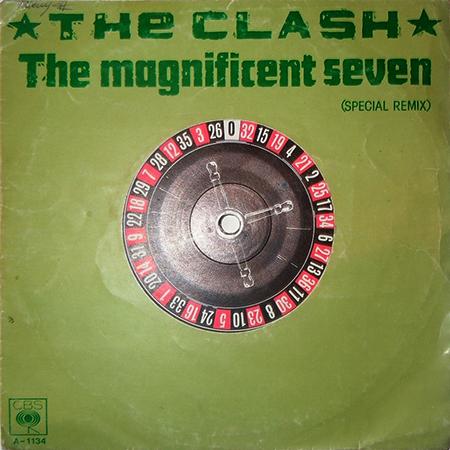 - The Clash - The Magnificent Seven