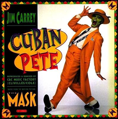 - The Mask - Cuban Pete