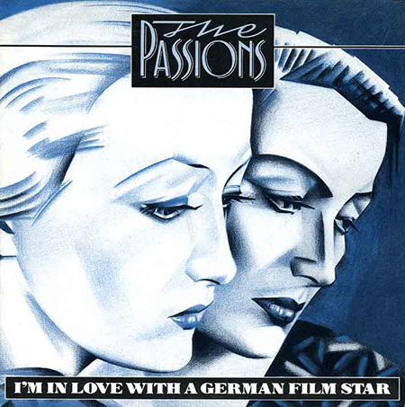 - I'm in Love with a German Film Star