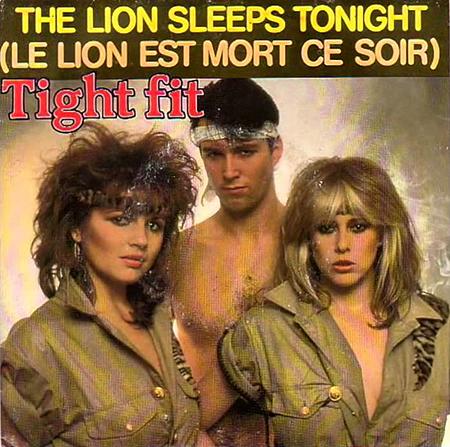 - The lion sleeps tonight