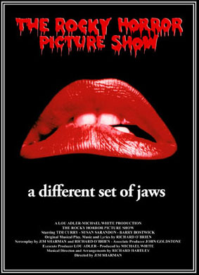 - The Rocky Horror Picture Show - Science fiction/ Double feature