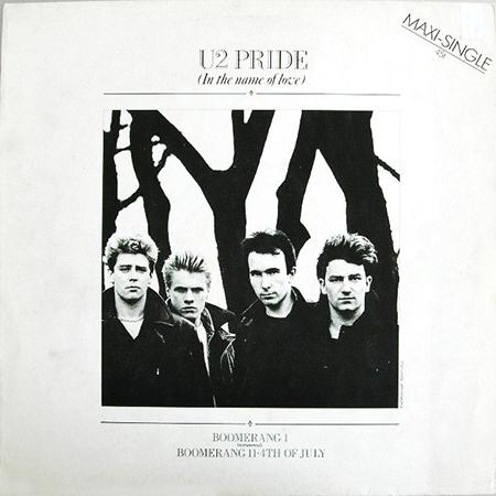 - Pride (In The Name Of Love)