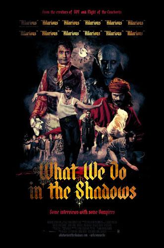 - Vampires en toute intimité - (What we do in the shadows) - Lastochka