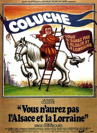 - Vous n'aurez pas l'Alsace et la Lorraine - La chanson du Chevalier Blanc